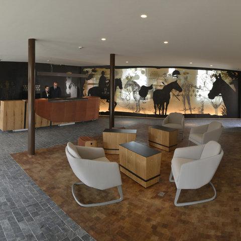 Hotel Les Haras - lobby 2