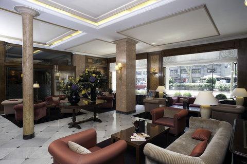 Avenida Palace - Interior-Lobby at Hotel Avenida Palace
