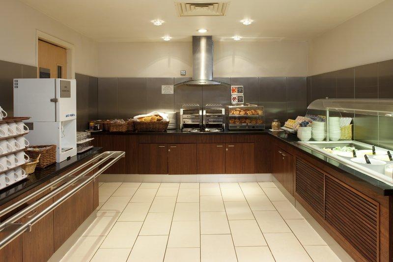 Holiday Inn Express Edinburgh-Royal Mile Restauration
