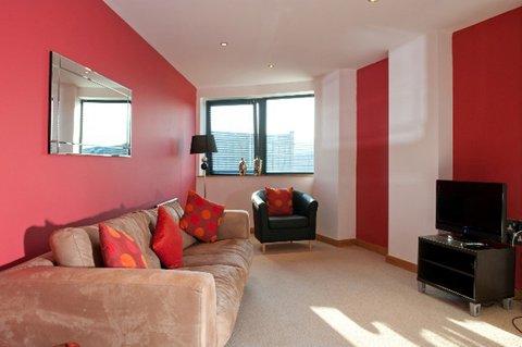 Vivo Hotel Apartments - Lounge