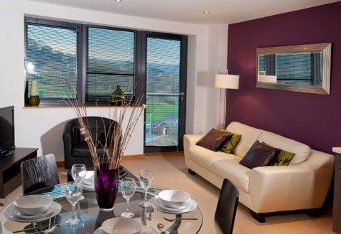 Vivo Hotel Apartments - 1bedroom Lounge