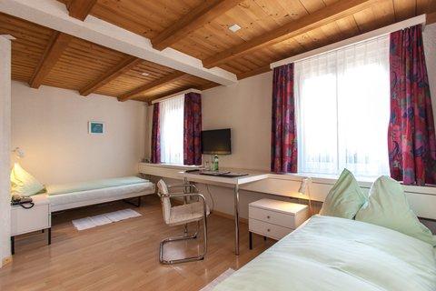 Hotel Linde Stettlen - Standard Twin Bed Room