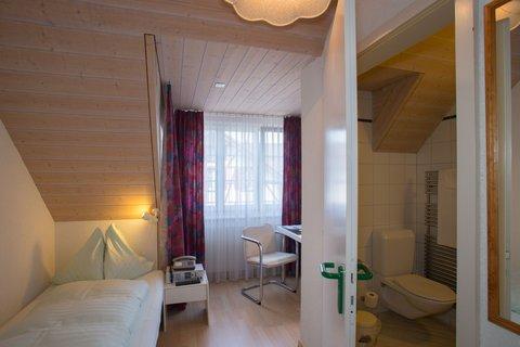 Hotel Linde Stettlen - Budget Single Room