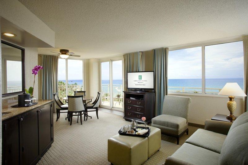 Embassy Suites Deerfield Beach - Resort & Spa Zimmeransicht