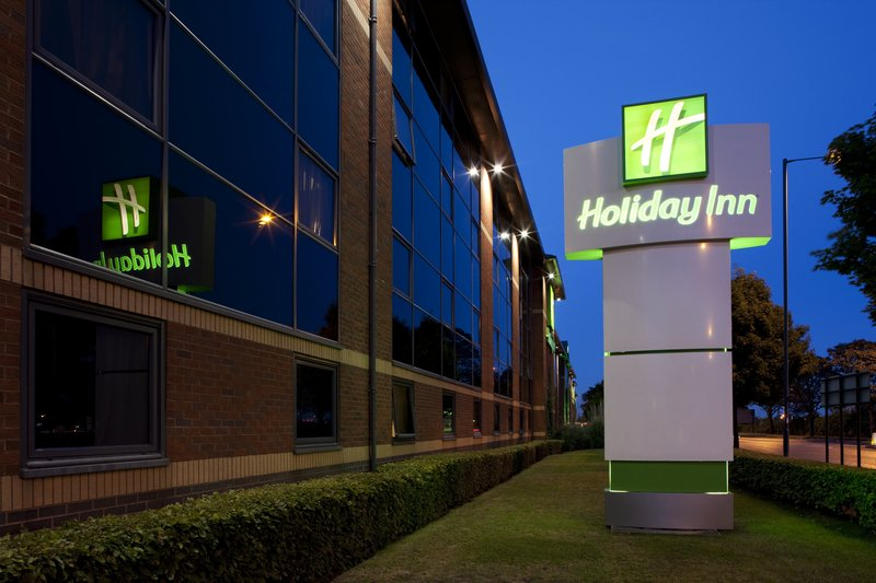 Holiday Inn London-Heathrow 外観