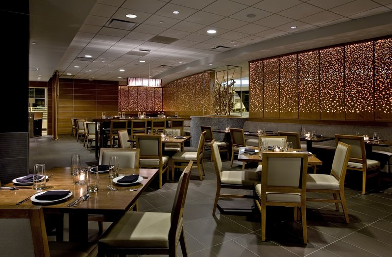 Crowne Plaza Hotel Chicago O'Hare Restauration