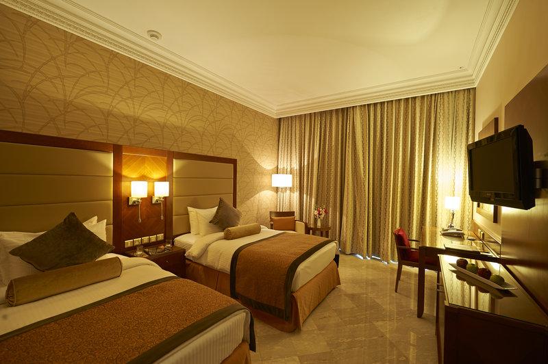 Crowne Plaza Jordan - Dead Sea Resort & Spa Billede af værelser