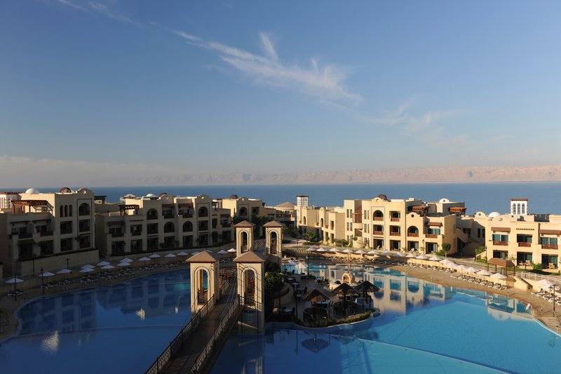 Crowne Plaza Jordan - Dead Sea Resort & Spa Set udefra