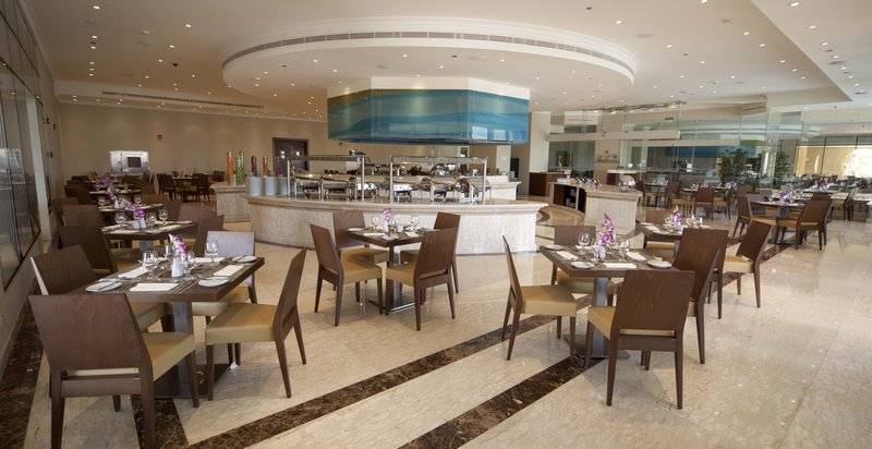 Crowne Plaza Jordan - Dead Sea Resort & Spa Gastronomi