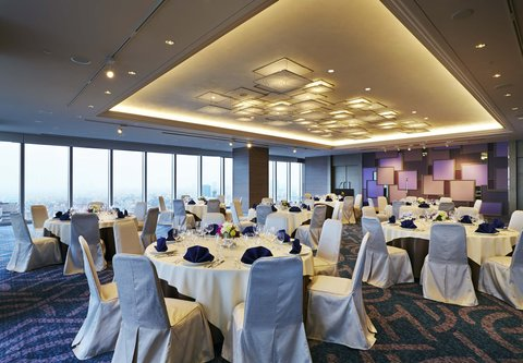 فندق أوساكا ماريوت مياكو - Akane Meeting Room   Banquet Setup