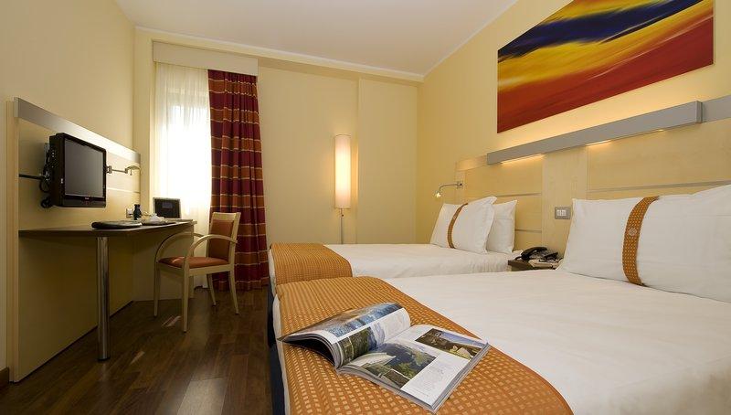 Holiday Inn Express Milan-Malpensa Airport Widok pokoju