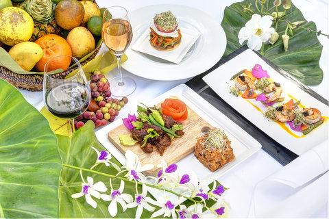 Tortuga Bay Hotel - Food