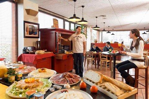 ibis Malaga Aeropuerto Avenida Velazquez - Restaurant
