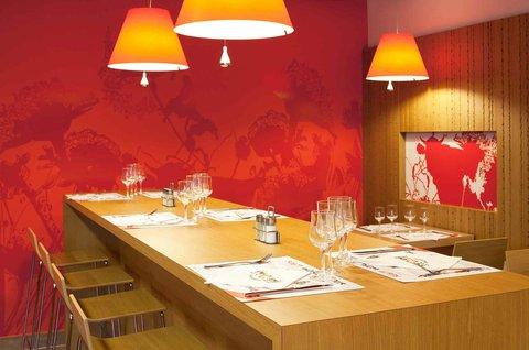 Ibis Geneve Petit Lancy - Restaurant
