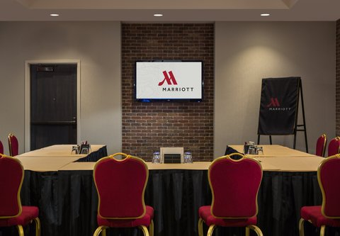 Baltimore Marriott Inner Harbor at Camden Yards - Harbor Two Meeting Room   U-Shape Setup