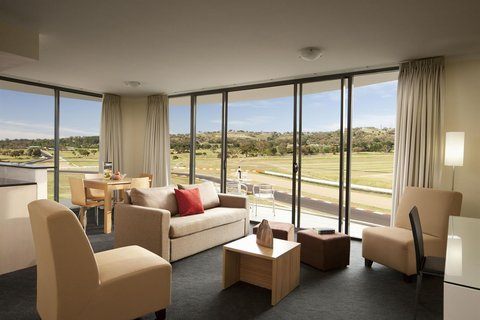 Rydges Mount Panorama Bathurst - Three Bedroom Apartment