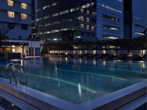 Pullman Jakarta Indonesia - Recreational Facilities