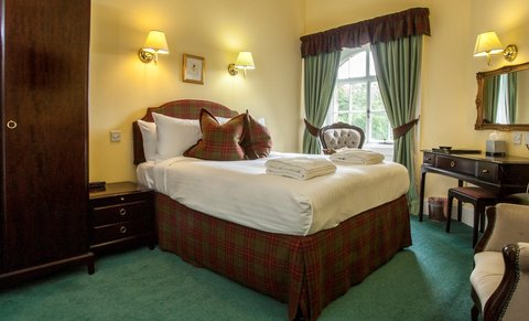 Coul House Hotel - SmallDouble Mountain View