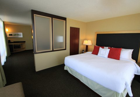 SpringHill Suites Green Bay - One-Bedroom King Executive View Suite