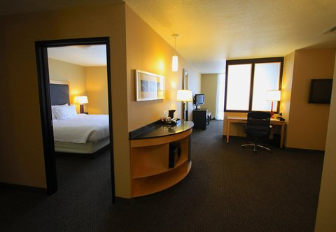 SpringHill Suites Green Bay - Two-Bedroom View Suite