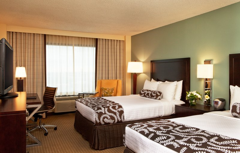 Crowne Plaza Hotel Atlanta Airport Вид в номере