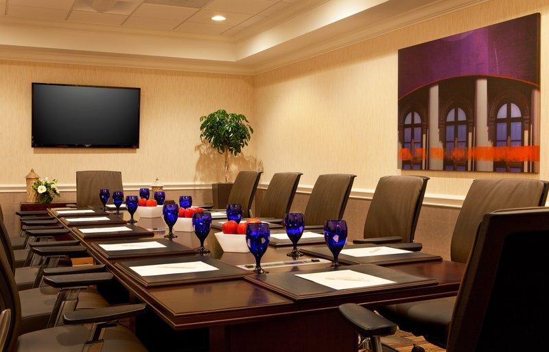 Crowne Plaza Hotel Atlanta Airport Конференц-зал