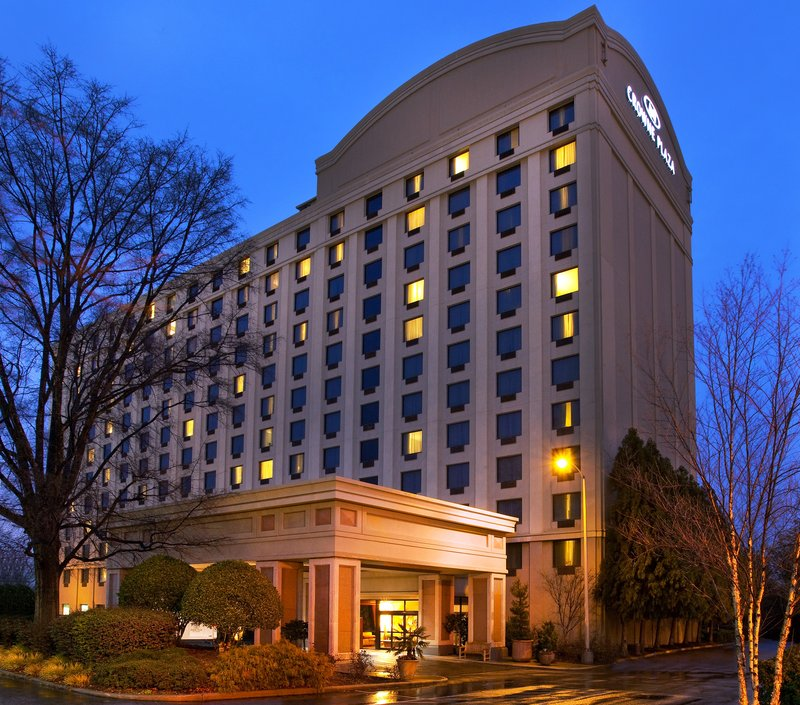 Crowne Plaza Hotel Atlanta Airport Вид снаружи