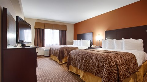 Best Western Concord Inn & Suites - Double Queen