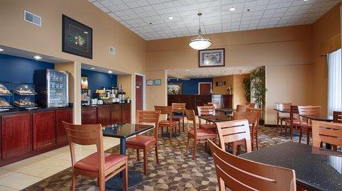 Best Western Concord Inn & Suites - Breakfast