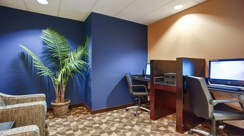 Best Western Concord Inn & Suites - Business Center