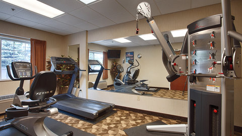 Best Western Concord Inn & Suites - Fitness Center