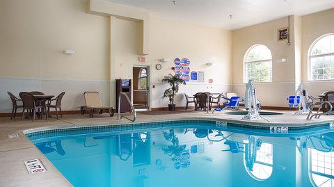Best Western Concord Inn & Suites - Indoor Pool
