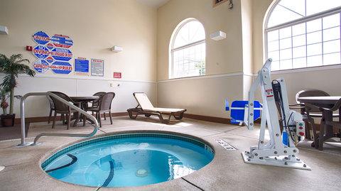 Best Western Concord Inn & Suites - Spa