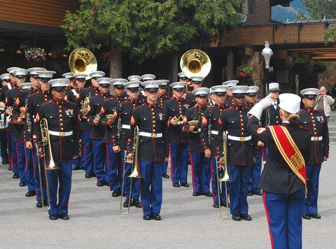 Best Western Sea Island Inn - Marine Corps Band