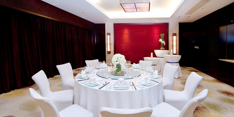 Crowne Plaza Hotel Shanghai Pudong Meeting room