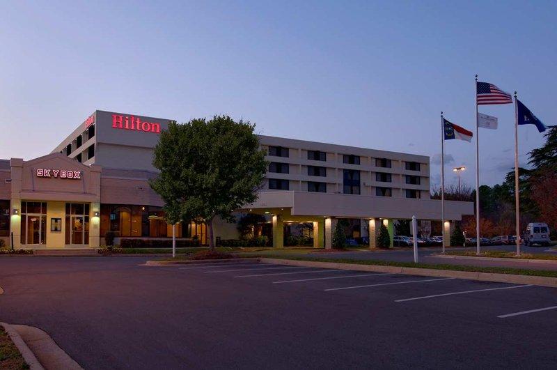 Hilton-Midtown - Raleigh, NC