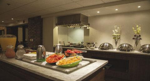 Wyndham Garden Monterrey Norte - Breakfast Buffet