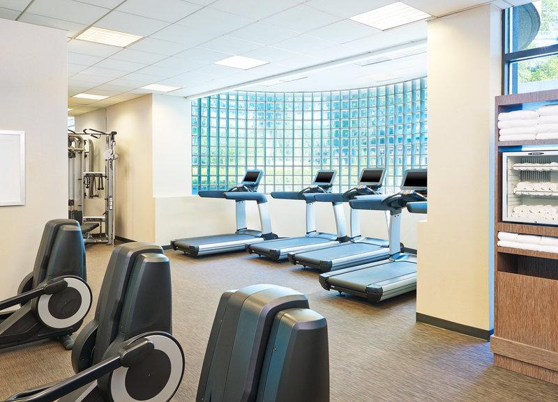 The Westin Atlanta Perimeter North Clube de fitness