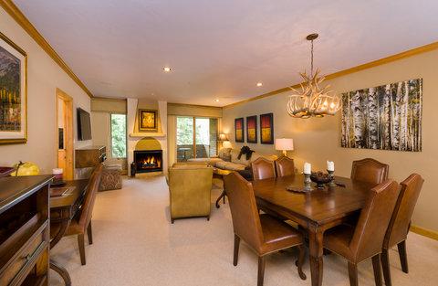 Vail's Mountain Haus - 2 Bedroom Mountainside