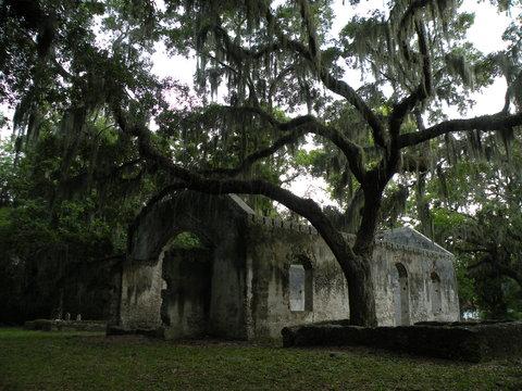Best Western Sea Island Inn - Chapel of Ease Ruins