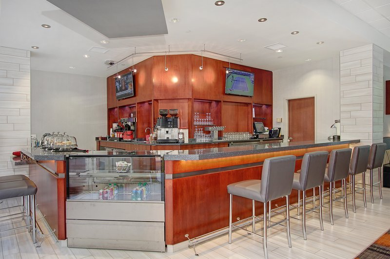 Holiday Inn University Plaza-Bowling Green Bar/Lounge