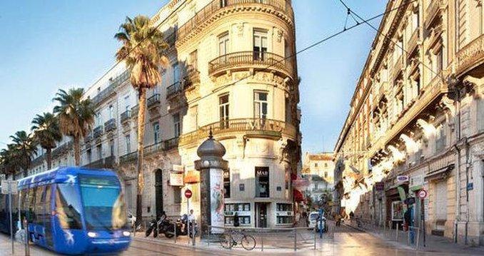 Hotel Oceania Le Metropole, Montpellier