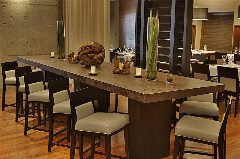 Hilton Toronto Gastronomia