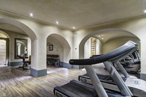 Villa La Massa - Gym