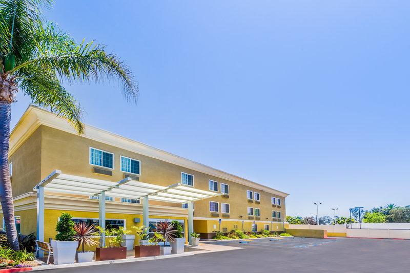 Holiday Inn Express Mission Bay Sea World Area Vista esterna