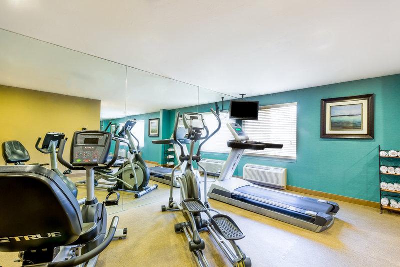 Holiday Inn Express Mission Bay Sea World Area Fitness Club
