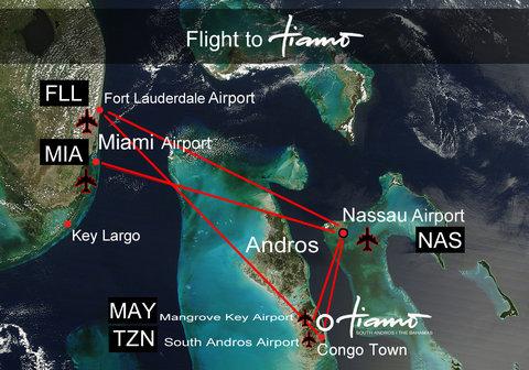 Tiamo Resort - Flight To Tiamo