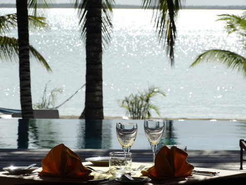 Tiamo Resort - Diner Set