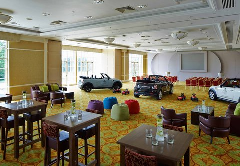 Forest of Arden - A Marriott  and Country Club - Arden Suite - Corporate Event