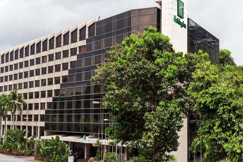 Holiday Inn Singapore Orchard City Centre 外観